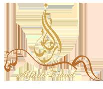 Alfaris International Travel & Tourism Agency Logo